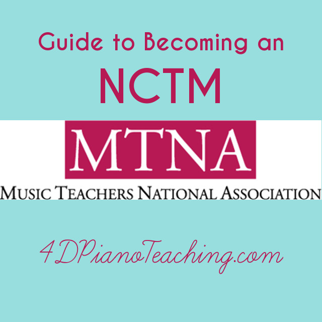 Mtna Certification Part 1 Of 6 4dpianoteaching