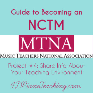 Guide to Becoming an NCTM