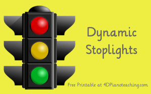 dynamic stoplights