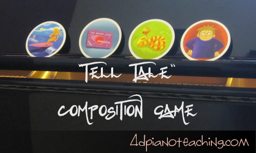 """Tell Tale"" Composition Game"
