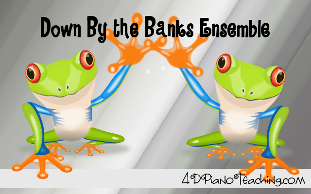 Down By The Banks Ensemble – Free Printable