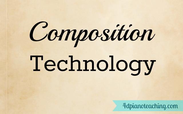 Composition Technology 101 – Handout