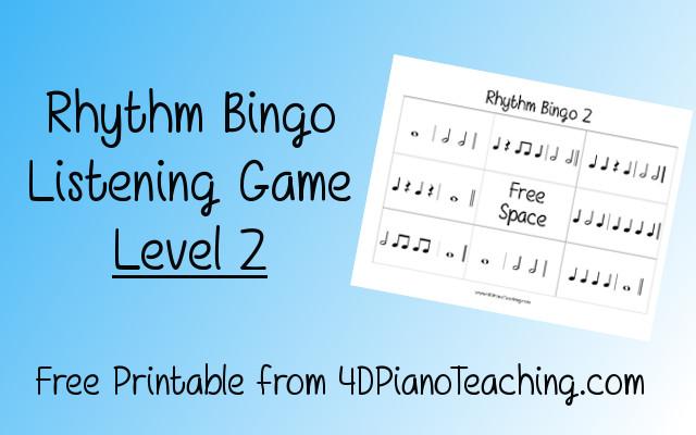 rhythm bingo2