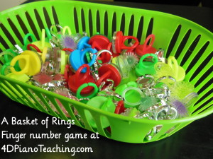 basket of rings