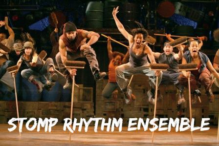 STOMP Rhythm Ensemble