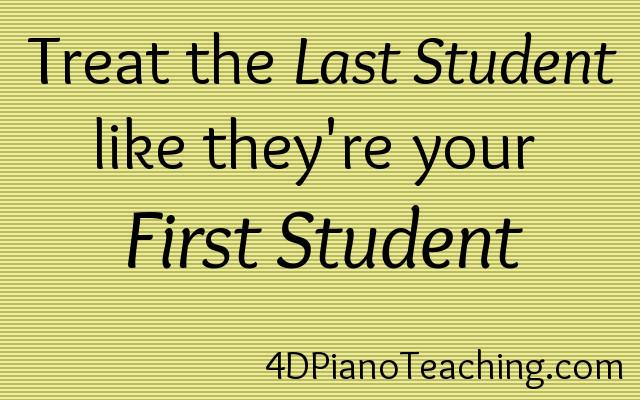 last student