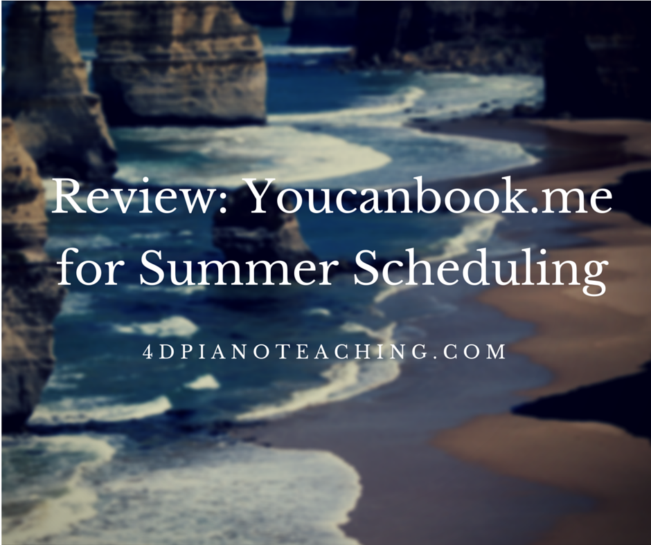 Review_ Youcanbook.mefor Summe Scheduling-3