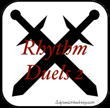 Rhythm Duels – Intermediate