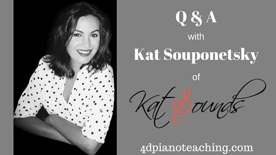 Q&A with Kat Souponetsky