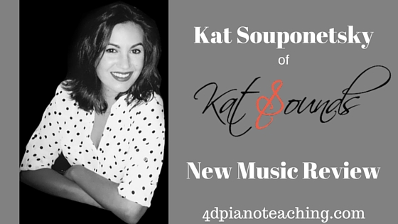 New Music from Kat Souponetsky
