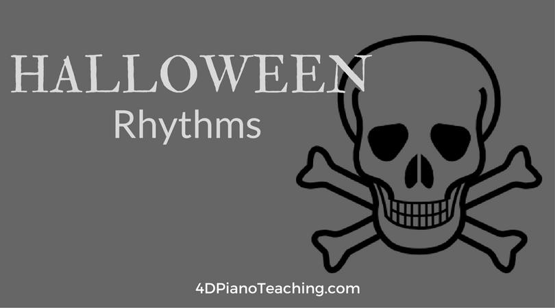 Halloween Rhythm Game