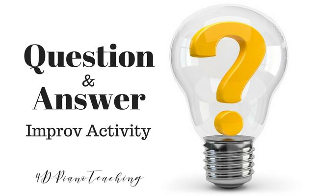 Q & A Improv