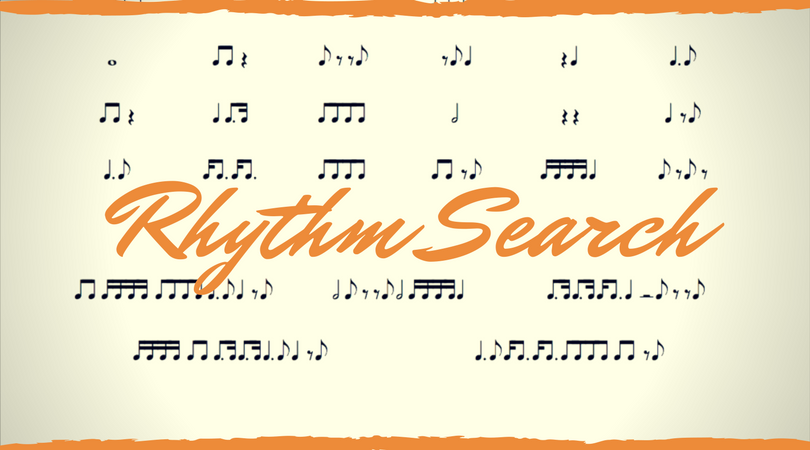 Rhythm Search