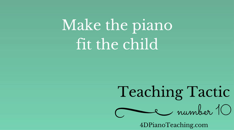 Tuesday Teaching Tactic #10