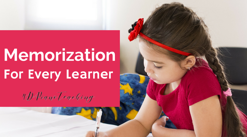 Memorization For All Learners