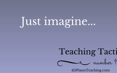 Tuesday Teaching Tactic #19