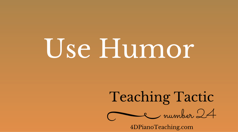 Tuesday Teaching Tactic #24
