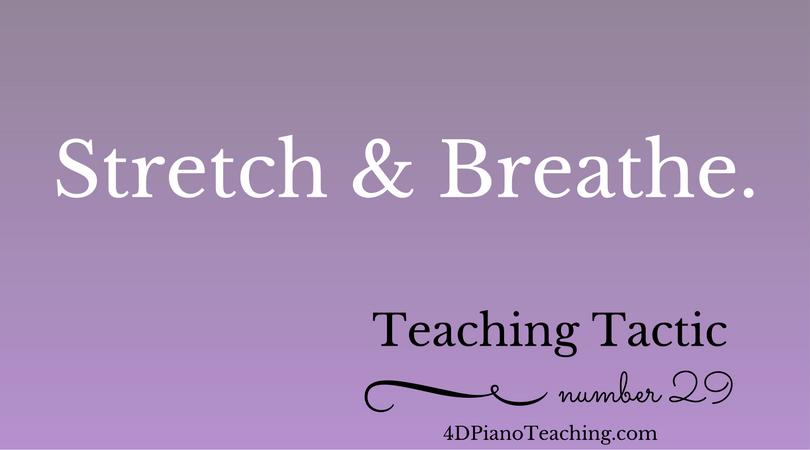 Stretch & Breathe