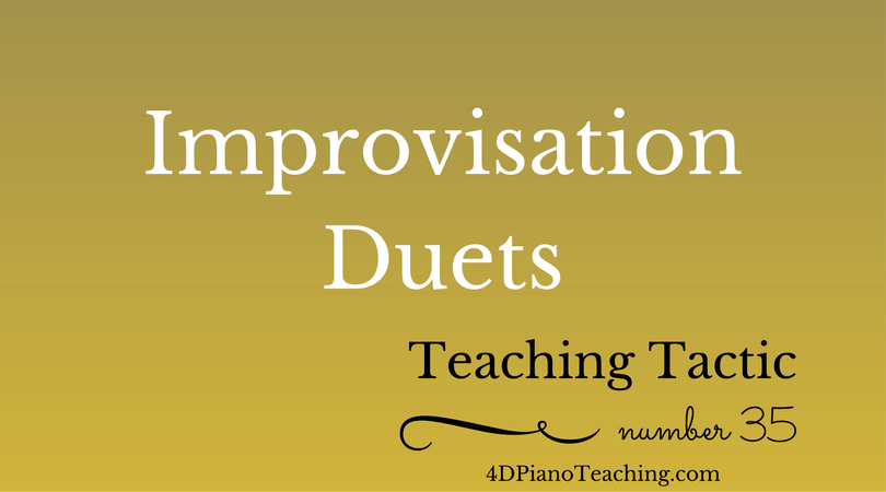 Tuesday Teaching Tactic #36