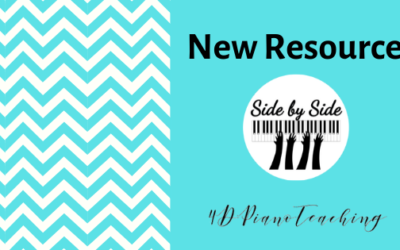 New Duet Resource – Side by Side