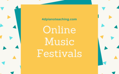 Online Music Festivals – Part 2