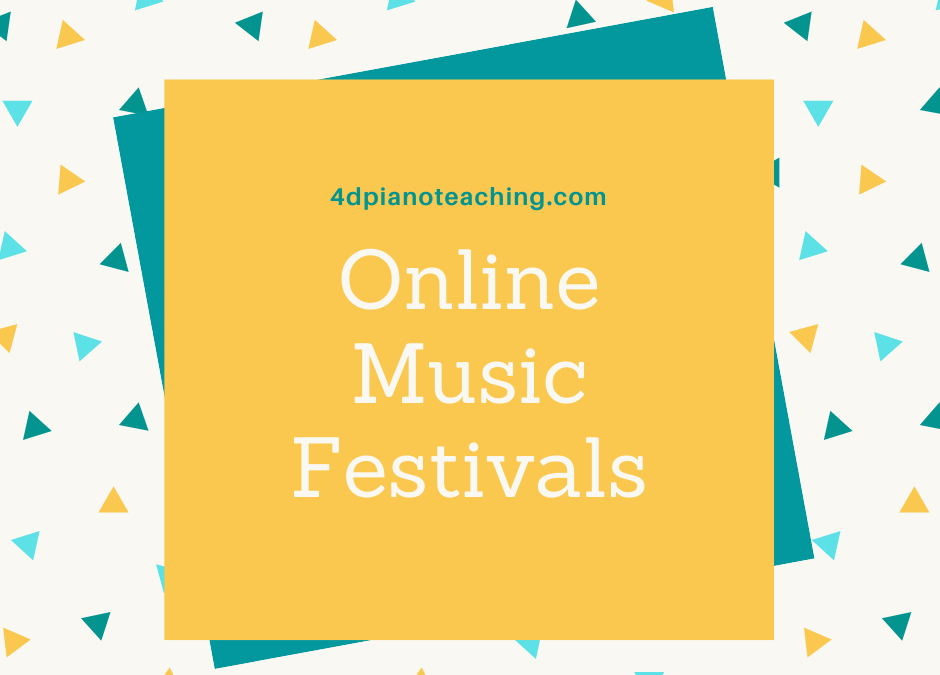 Online Music Festivals – Part 2
